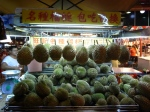 The stinky durian